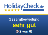 holiday check Bewertung